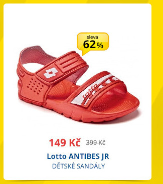 Lotto ANTIBES JR