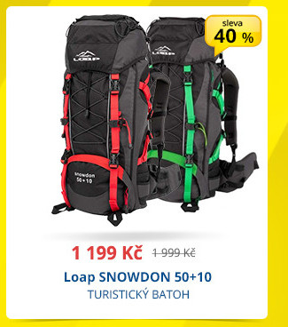 Loap SNOWDON 50+10