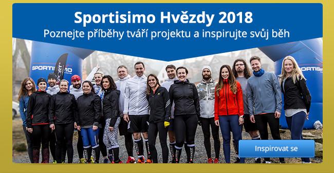 Sportisimo Hvězdy 2018