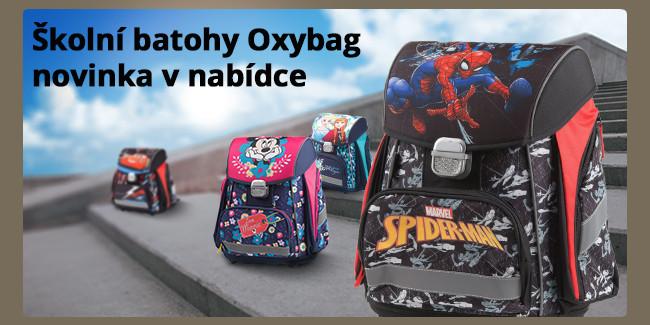 Školní batohy Oxybag