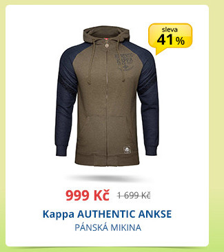 Kappa AUTHENTIC ANKSE