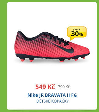 Nike JR BRAVATA II FG