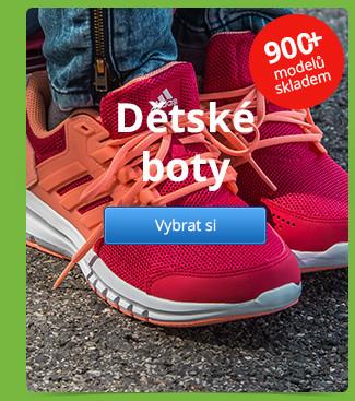 Dětské boty 900 + modelů skladem