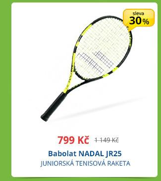 Babolat NADAL  JR25