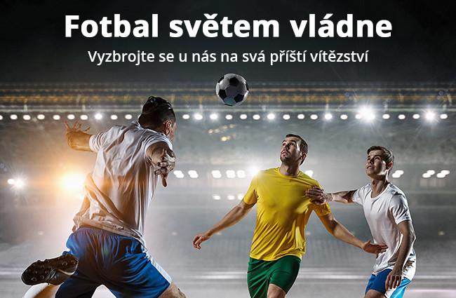 Fotbal světem vládne