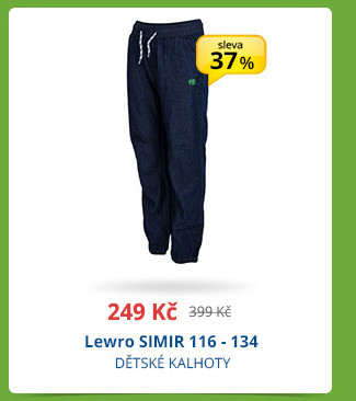 Lewro SIMIR 116 - 134