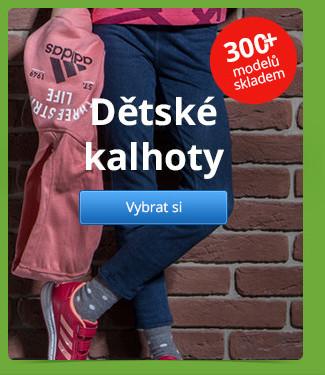 Dětské kalhoty 300+ modelů skladem