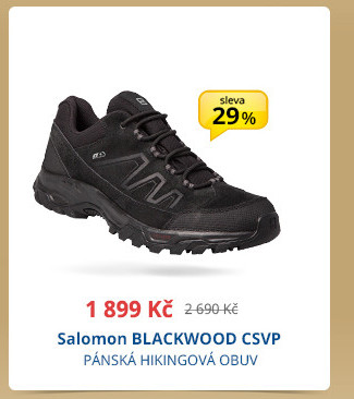 Salomon BLACKWOOD CSVP