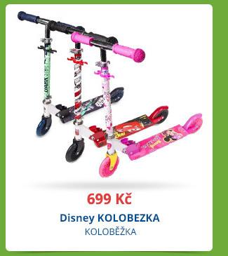 Disney KOLOBEZKA