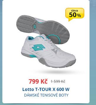 Lotto T-TOUR X 600 W