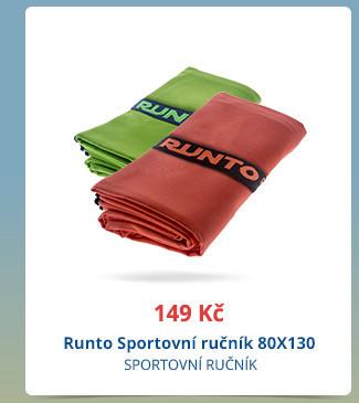 Runto Sportovní ručník 80×130 cm
