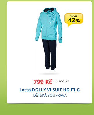 Lotto DOLLY VI SUIT HD FT G