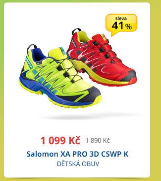 Salomon XA PRO 3D CSWP K