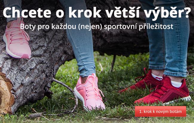 Boty pro každou (nejen) sportovní příležitost