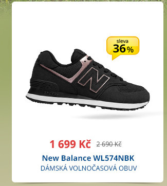 New Balance WL574NBK
