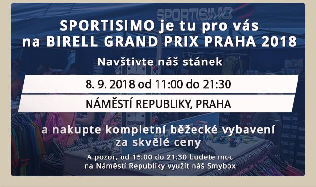 Birell Grand Prix Praha 2018