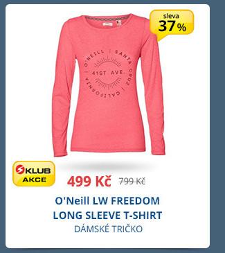 O'Neill LW FREEDOM LONG SLEEVE T-SHIRT