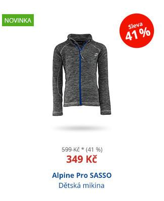 Alpine Pro SASSO