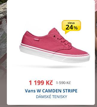 Vans W CAMDEN STRIPE
