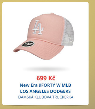 New Era 9FORTY W MLB LOS ANGELES DODGERS