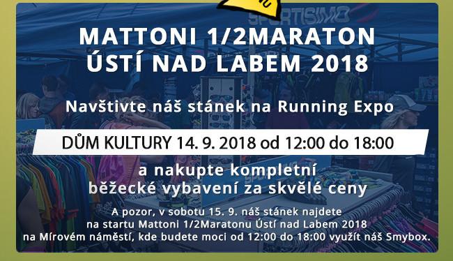 Mattoni 1/2Maraton Ústí nad Labem 2018