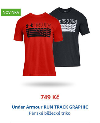 Under Armour RUN TRACK GRAPHIC