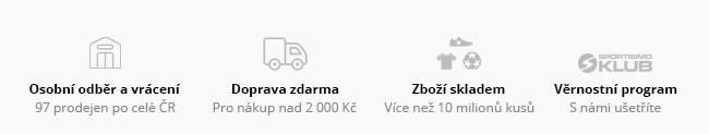 Proč nakupovat na Sportisimo.cz?