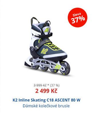 K2 Inline Skating C18 ASCENT 80 W