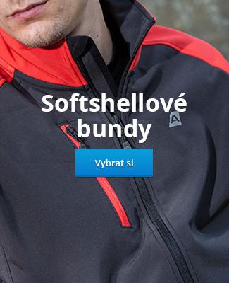 Softshellové bundy