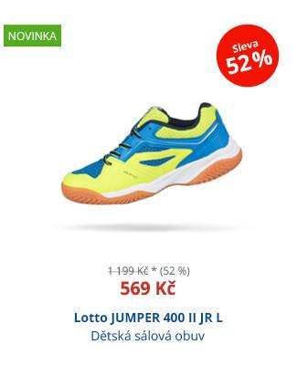 Lotto JUMPER 400 II JR L