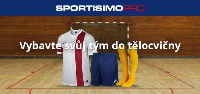 Vybavte svůj tým do tělocvičny