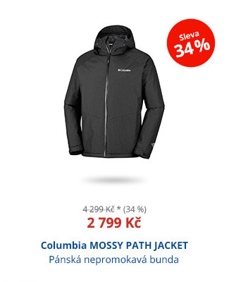 Columbia MOSSY PATH JACKET