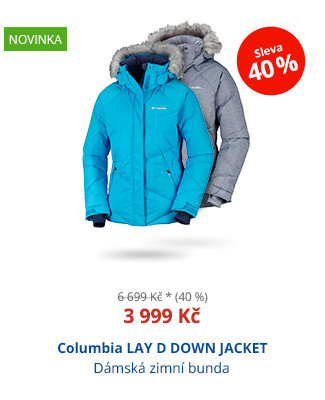 Columbia LAY D DOWN JACKET