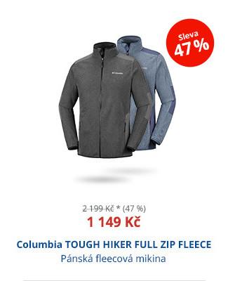 Columbia TOUGH HIKER FULL ZIP FLEECE