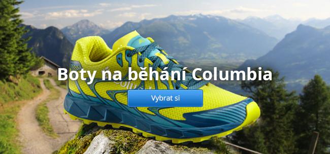 Boty na běhání Columbia