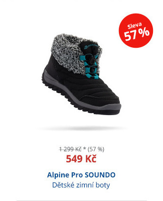 Alpine Pro SOUNDO