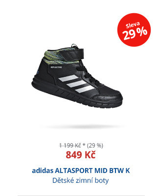 adidas ALTASPORT MID BTW K