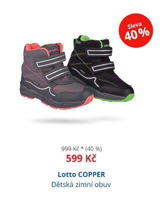 Lotto COPPER