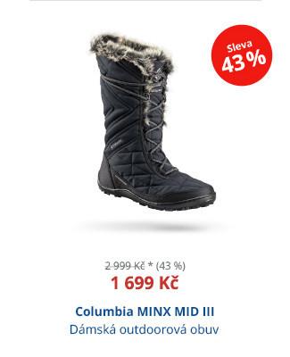 Columbia MINX MID III