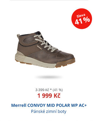 Merrell CONVOY MID POLAR WP AC+