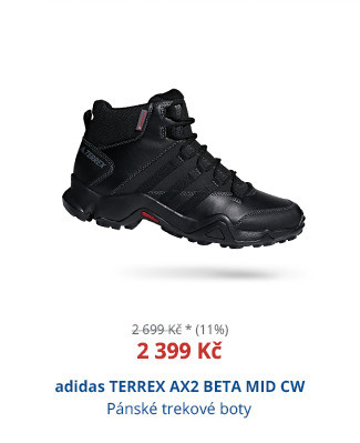 adidas TERREX AX2 BETA MID CW