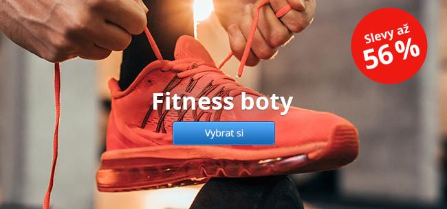 Fitness boty – slevy až 56 %