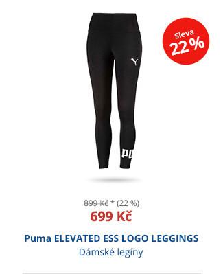 Puma ELEVATED ESS LOGO LEGGINGS