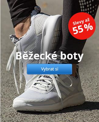 Běžecké boty – slevy až 55 %
