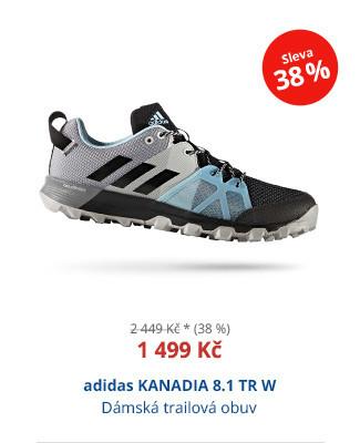 adidas KANADIA 8.1 TR W