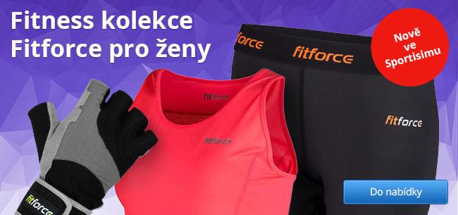 Fitness kolekce Fitforce pro ženy