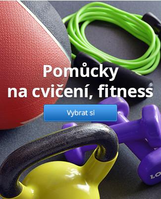 Pomůcky na cvičení a fitness