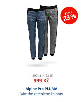 Alpine Pro PLUMA