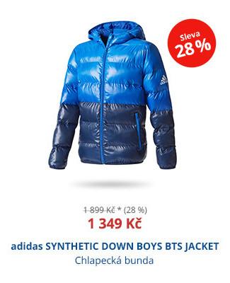 adidas SYNTHETIC DOWN BOYS BTS JACKET