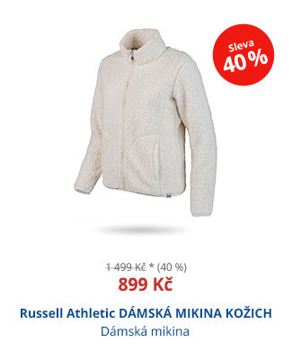 Russell Athletic MIKINA KOŽICH